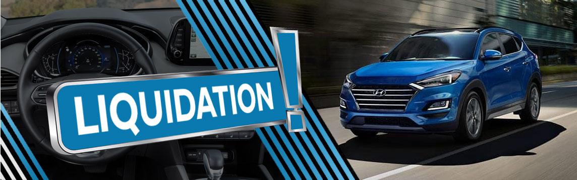 Hyundai liquidation
